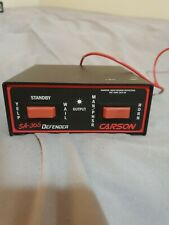 Carson Signalfx Sa-365 Defender Siren Amplifier for Emergency Vehicles 100Watts