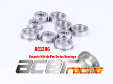 Associated RC12R6 Ceramic Ball Bearing Kit by World Champions ACER Racing