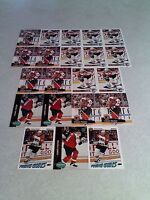 *****Corey Foster*****  Lot of 21 cards.....7 DIFFERENT / Hockey