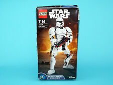 LEGO 75114 FIRST ORDER STORMTROOPER COMPLETE IN BOX