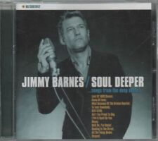 JIMMY BARNES 2000 CD Soul Deeper - songs from the deep south COLD CHISEL