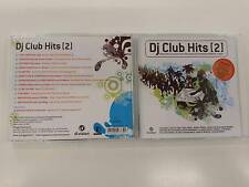 COMPILATION DJ CLUB HITS 2 CD 2008