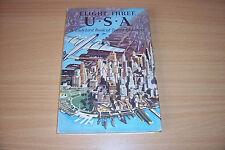 LADYBIRD BOOK FLIGHT THREE USA 2/6 NET DUST/JACKET