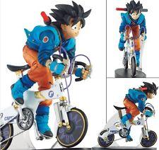 "MegaHouse Dragon Ball Z DESKTOP REAL McCOY Son Goku 02 ""F"" EDITION PVC Figure"