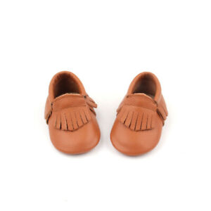 Starbie Baby Moccasins Leather Baby Shoes Toddler Shoes Loafers Multi-Color