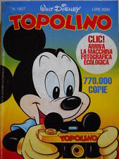 Topolino n°1807 [G.273] - BUONO –