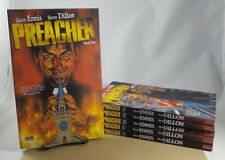 PREACHER TP BOOK 1 2 3 4 5 6 THE COMPLETE SERIES DC VERTIGO COMICS GARTH ENNIS