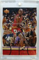 Rare: 1998 98 Upper Deck MJX Michael Jordan MJ Timepieces #68 #'d of 2300 Bulls