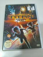 TITAN A.E. DVD EDICION ESPAÑOLA + 45 MINUTOS IMAGENES EXCLUSIVAS