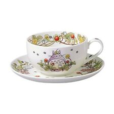 My Neighbor Totoro Tea Cup Sorcerer ❤ Ghibli Noritake Japan Strawberry Gift Box