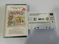 MAX MIX 5 Primera 1 Teil Lo mejor de los Megamix Vol 5 Kassette Tape Koka