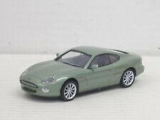 Aston Martin DB 7 in grünmetallic, ohne OVP, Hongwell/Cararama, 1:43