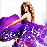 Taylor Swift - Speak Now - Taylor Swift CD Q6VG The Fast Free Shipping