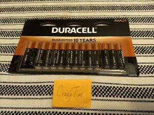Duracell AAA Alkaline Batteries - 24 Count, New NIB FREE SHIPPING Great Deal!!!!
