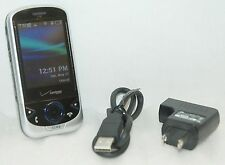 "ZTE Salute F350 Verizon Slide-out Cell Phone 2.4"" Screen Bluetooth 1.3MP Camera"