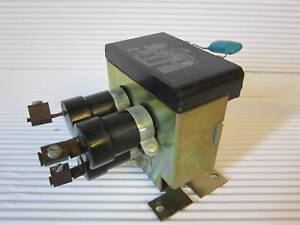 Dayton Electric Mfg. 3X752A Mercury Contactor 35Amp 3 Pole 5HP 120 Volt 35A 120V