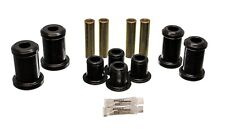 Energy Suspension Control Arm Bushing Set Black Front for 97-03 F-150 # 4.3145G