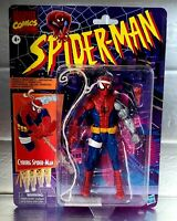 Marvel Comics Cyborg Spider-Man Retro Action Figure Target Exclusive 2020
