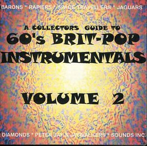 V/A - CD  A Collector's Guide To 60's Brit Pop Instrumentals Volume 2  (Stylus)