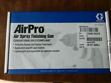 Graco 288946 AirPro Air Spray Siphon Feed Gun Conventional 0.070 inch Nozzle