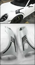 FRP Fender w Carbon Vent For 911 991.2 Carrera & S 4 4S GT3-Style Front Fender