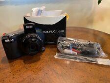 Nikon Coolpix L610 Camera - Working