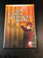 The Carol Burnett Show Favorites ~7 DVD Bonus Disc Set ~ Collector's Edition
