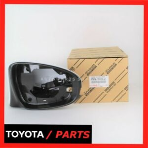 FACTORY LEXUS RC F IS200t RC300 OUTER MIRROR COVER RIGHT NO. 2 8791A76070A1 OEM