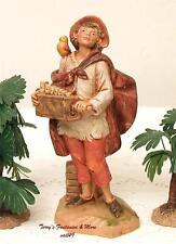 "Fontanini Depose Italy 5"" Benjamin Nativity Village Figure 52505 New No Box"