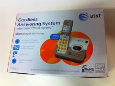 Cordless Answering System Telephone By at&t #EL52113