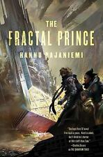 The Fractal Prince (Jean le Flambeur), Rajaniemi, Hannu, Good Condition, Book