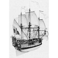 Bauplan Royal Katherine 1664 Modellbau Modellbauplan