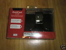 Monster iSoniCast Wireless iPod / iPhone Audio Bridge Free Ship New!