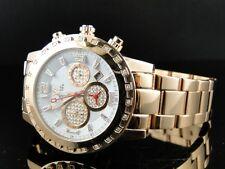 New Aqua Master Jojo Joe Rodeo Techno Kc Big Diamond Watch