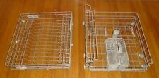 Maytag Rack Set W10139223 and 99001454 Rust Free , Utensil Basket included