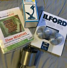 Film Devloping Set Darkroom Photography Kit