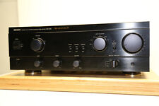 DENON pma-1060 Stereo Amplifier NEW Optical class-A di USA 120 Volt in Nero