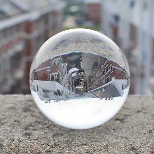 Fotokugel Glaskugel Lensball Kristallkugel Fotografie 100mm Crystal  Ball