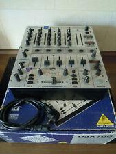 BEHRINGER DJX 700 - professioneller 5-Kanal DJ Mixer mit OVP