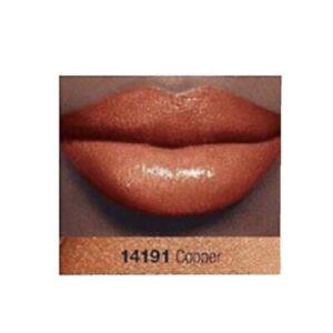 Avon mark. Liquid Lip Lacquer Shine in Shade Copper Long Lasting Lipstick