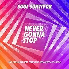 Never Gonna Stop Soul Survivor 0000768678220