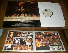 NEVILLE MARRINER &  Academy Of St. Martin-in-the-Fields-Amadeus Double LP OST