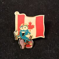 Canadian Flag Hat Lapel Pin