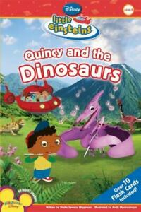 Disney's Little Einsteins: Quincy and the Dinosaurs by Susan Ring