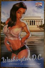 Robyn Hood: Tarot One Shot | NM | Awesome Con Washington D.C. | Postcard Variant