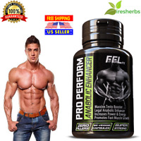 #1 BEST PRE WORKOUT STRONGEST SPEED UP MUSCLE FUEL STRENGTH STAMINA RIPPED PILLS