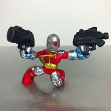 Marvel Super Hero Squad DEATHLOK figure cyborg superhero