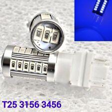 T25 3156 3456 33 samsung LED Blue Bulb Reverse Backup Light M1 For Ford M