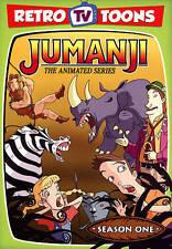 Jumanji: The Animated Series - Season One (DVD, 2015) * NEW *