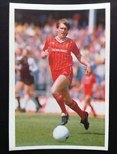 Kenny Dalglish Leaf 100 Years Of Soccer Stars Sticker Liverpool FC